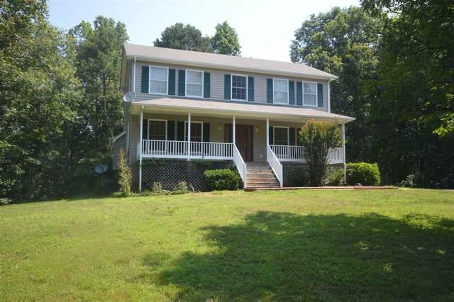 1426 County Line Ln, RUCKERSVILLE, VA 22968 (MLS #605731) :: Jamie White Real Estate