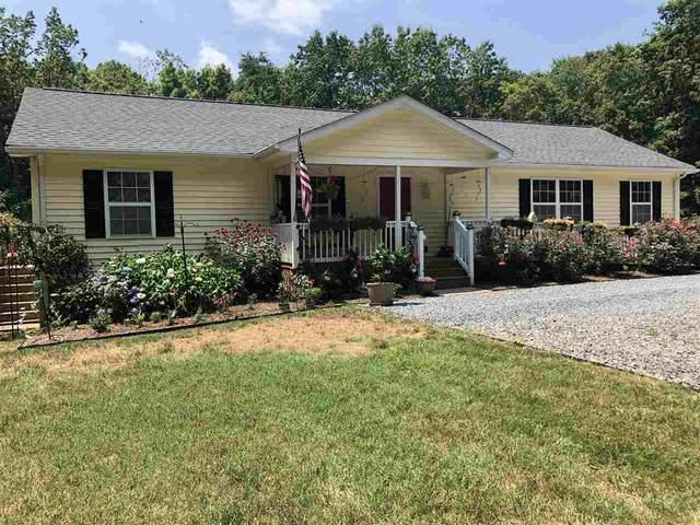 416 Hickory Creek Ln, LOUISA, VA 23093 (MLS #605733) :: Jamie White Real Estate