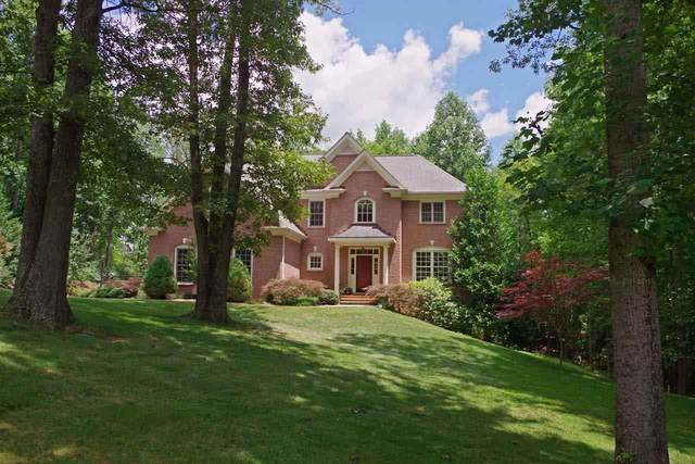 2940 Daventry Ln, CHARLOTTESVILLE, VA 22911 (MLS #605739) :: Real Estate III