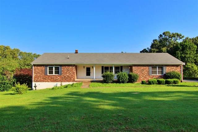 173 Sunset Dr, Arrington, VA 22922 (MLS #605751) :: Real Estate III