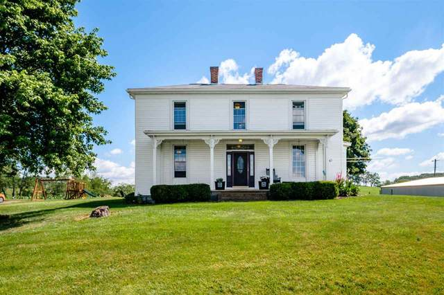3557 Shutterlee Mill Rd, STAUNTON, VA 24401 (MLS #605765) :: Jamie White Real Estate