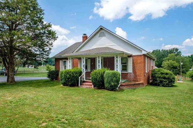 4159 Cold Springs Rd, Raphine, VA 24472 (MLS #605770) :: Jamie White Real Estate