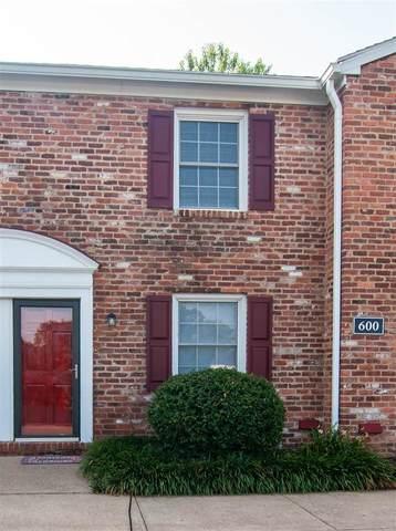 600 Burgoyne Rd #10, CHARLOTTESVILLE, VA 22901 (MLS #605771) :: Jamie White Real Estate