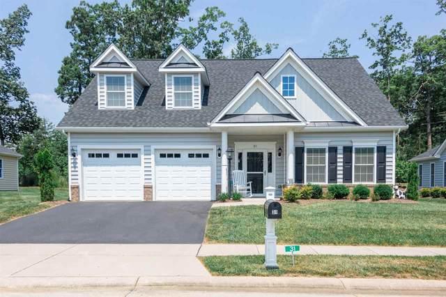 31 Mulberry Dr, Palmyra, VA 22963 (MLS #605772) :: Real Estate III