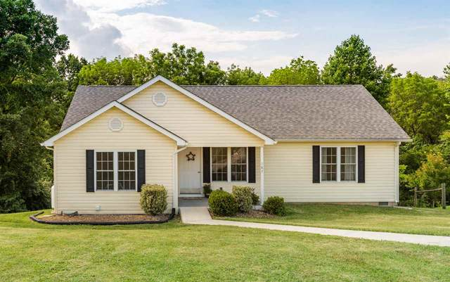 167 Fairmont Dr, STAUNTON, VA 24401 (MLS #605781) :: Jamie White Real Estate