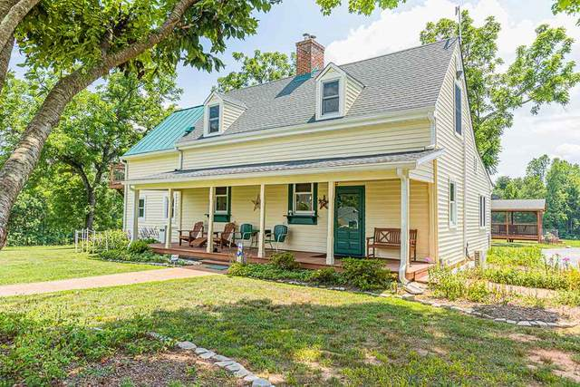 3095 Crewsville Rd, BUMPASS, VA 23024 (MLS #605782) :: Jamie White Real Estate
