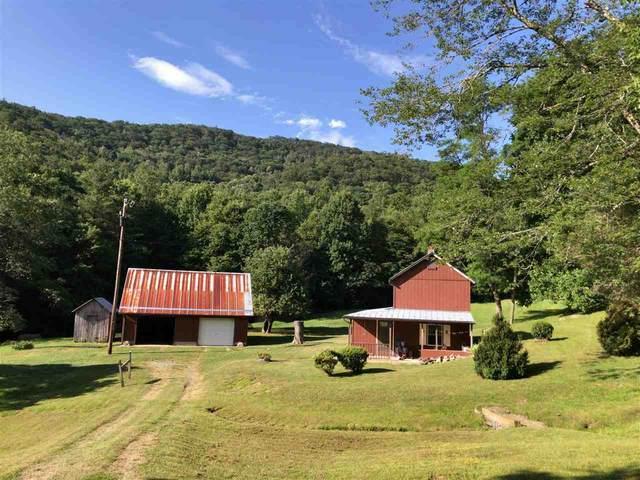 6201-A North Fork Rd, Montebello, VA 24464 (MLS #605792) :: Real Estate III