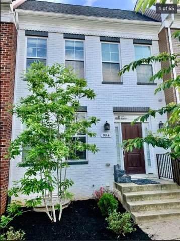 994 Belvedere Way, CHARLOTTESVILLE, VA 22901 (MLS #605797) :: Real Estate III