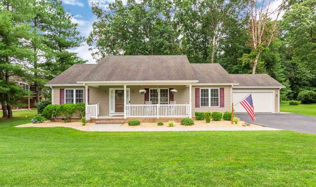 779 Ladd Rd, Fishersville, VA 22939 (MLS #605812) :: Jamie White Real Estate