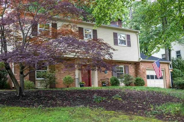307 Parkwood Pl, CHARLOTTESVILLE, VA 22901 (MLS #605879) :: Real Estate III