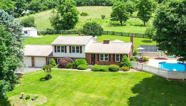 915 Mckinley Rd, Middlebrook, VA 24459 (MLS #605890) :: Real Estate III