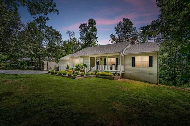 493 Jefferson Dr, Palmyra, VA 22963 (MLS #605898) :: Jamie White Real Estate