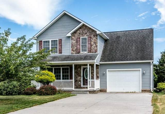 3061 Patriot Ct, BROADWAY, VA 22815 (MLS #605911) :: Real Estate III
