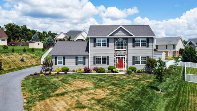 309 Woodbridge Dr, ELKTON, VA 22827 (MLS #605912) :: Real Estate III
