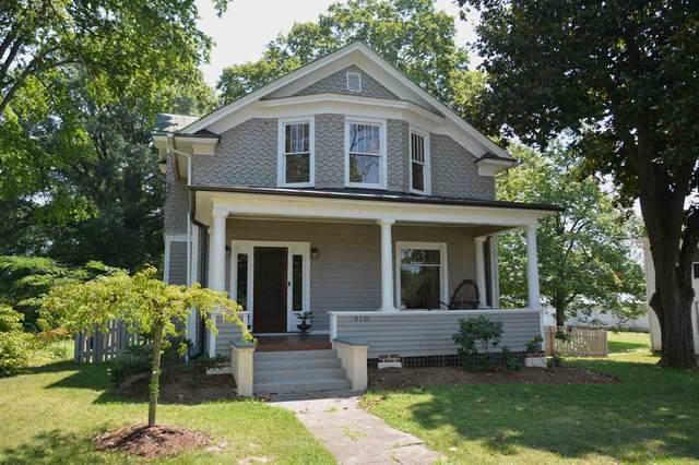 410 North Main St, GORDONSVILLE, VA 22942 (MLS #605916) :: Real Estate III