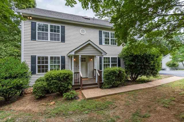 1591 Reynovia Dr, CHARLOTTESVILLE, VA 22902 (MLS #605926) :: Real Estate III