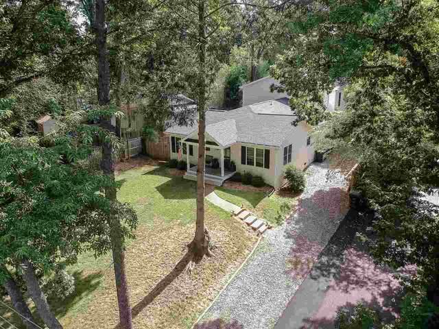1110 Herndon Rd, CHARLOTTESVILLE, VA 22903 (MLS #605927) :: Real Estate III