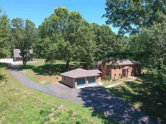 730 Montei Dr, Earlysville, VA 22936 (MLS #605934) :: Real Estate III