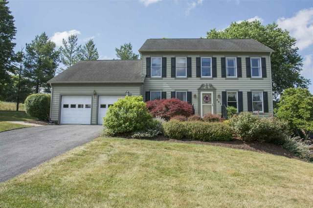 451 Queen Anne Ct, HARRISONBURG, VA 22801 (MLS #605936) :: Real Estate III