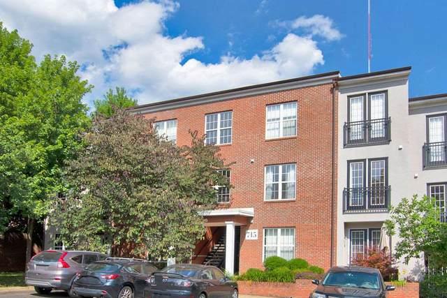 715 Walker Sq 1D, CHARLOTTESVILLE, VA 22903 (MLS #605943) :: Jamie White Real Estate