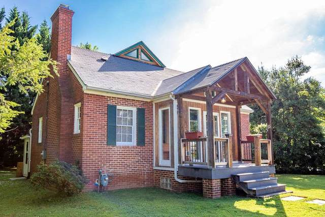 909 Sycamore St, CHARLOTTESVILLE, VA 22902 (MLS #605948) :: Real Estate III