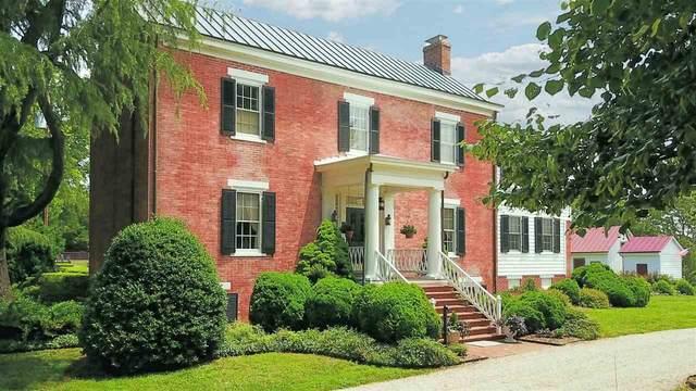 2844 River Road West, Goochland, VA 23063 (MLS #605999) :: Jamie White Real Estate