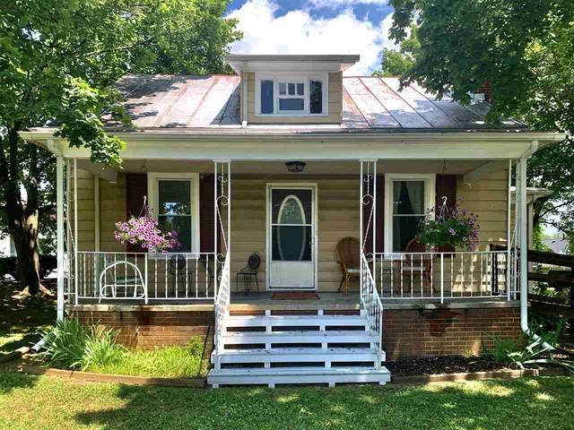 42 Draft Ave, Stuarts Draft, VA 24477 (MLS #606084) :: KK Homes