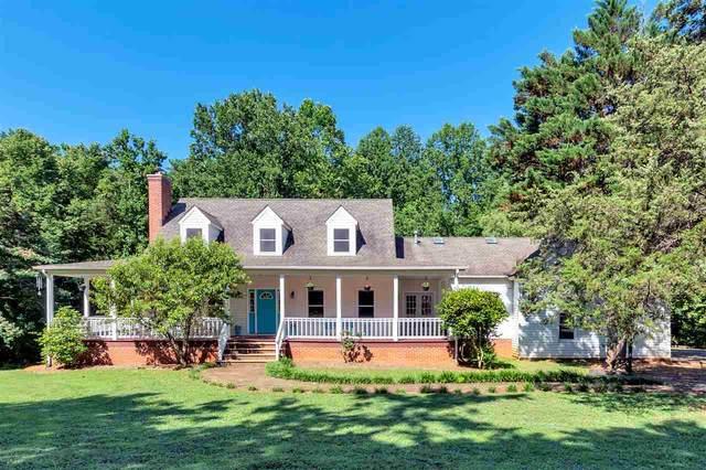 2070 Owensville Rd, CHARLOTTESVILLE, VA 22901 (MLS #606125) :: Real Estate III