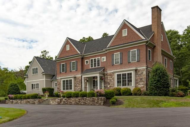 862 Club Dr, KESWICK, VA 22947 (MLS #606132) :: KK Homes