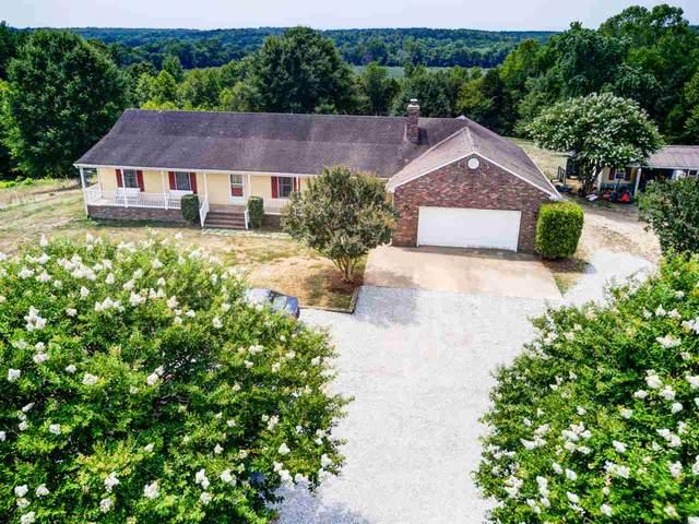 6165 River Road West, COLUMBIA, VA 23038 (MLS #606241) :: Jamie White Real Estate