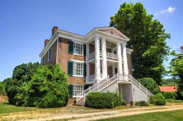 3111 N Lee Hwy, LEXINGTON, VA 24450 (MLS #606286) :: KK Homes
