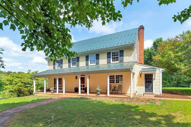 674 Gillums Ridge Rd, CHARLOTTESVILLE, VA 22903 (MLS #606307) :: KK Homes