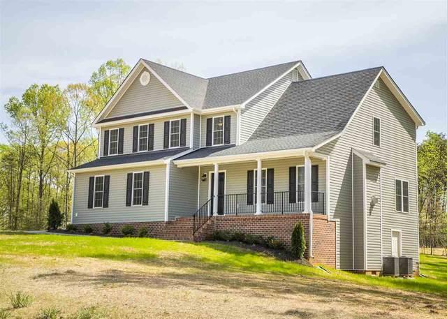 3 Preston Park Ln, Sandy Hook, VA 23153 (MLS #606353) :: Real Estate III