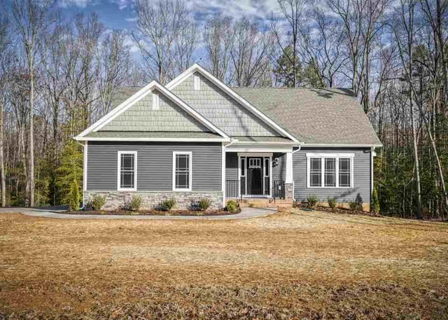 4 Preston Park Ln, Sandy Hook, VA 23153 (MLS #606355) :: Real Estate III