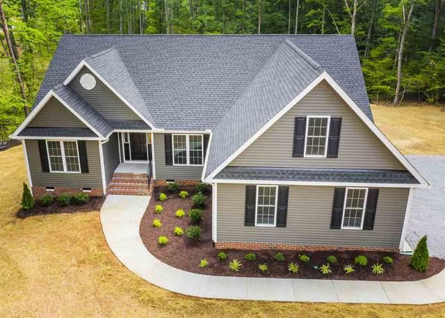 5 Preston Park Ln, Sandy Hook, VA 23153 (MLS #606361) :: Real Estate III