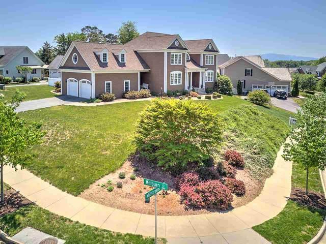 7320 Millburn Ct, Crozet, VA 22932 (MLS #606365) :: Jamie White Real Estate