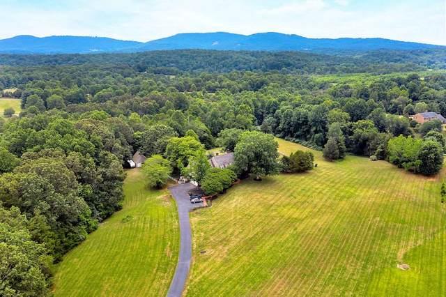 1835 Bentivar Dr, CHARLOTTESVILLE, VA 22911 (MLS #606436) :: Real Estate III