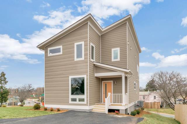 127 Porter Ave Lot 17, CHARLOTTESVILLE, VA 22902 (MLS #606489) :: Real Estate III