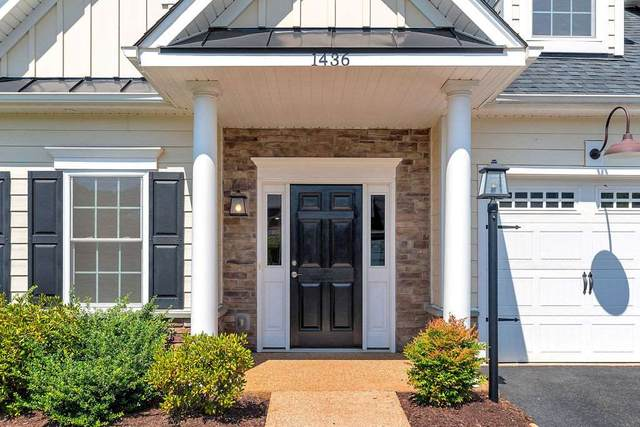 1436 Terrace Ln, CHARLOTTESVILLE, VA 22911 (MLS #606521) :: KK Homes