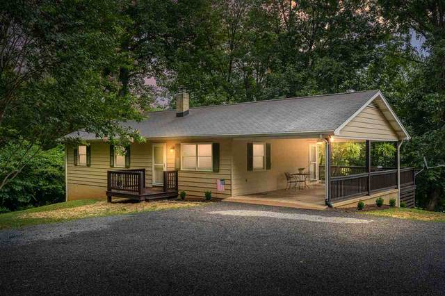 949 Chapman Rd, STANARDSVILLE, VA 22973 (MLS #606639) :: Jamie White Real Estate