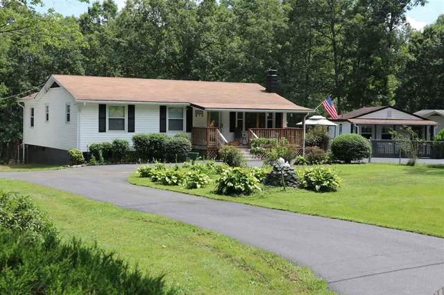 3633 Presidents Rd, SCOTTSVILLE, VA 24590 (MLS #606641) :: KK Homes