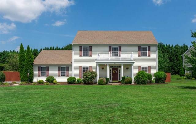 401 Winding Way, WAYNESBORO, VA 22980 (MLS #606645) :: Jamie White Real Estate