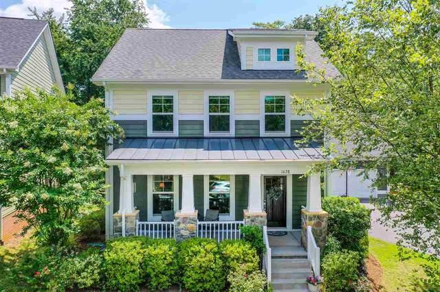 1628 Wickham Way, CHARLOTTESVILLE, VA 22901 (MLS #606709) :: Real Estate III