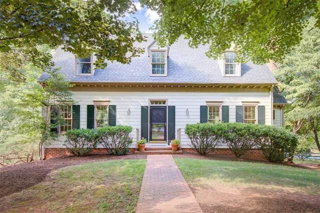 2648 Holkham Dr, CHARLOTTESVILLE, VA 22901 (MLS #606772) :: Jamie White Real Estate