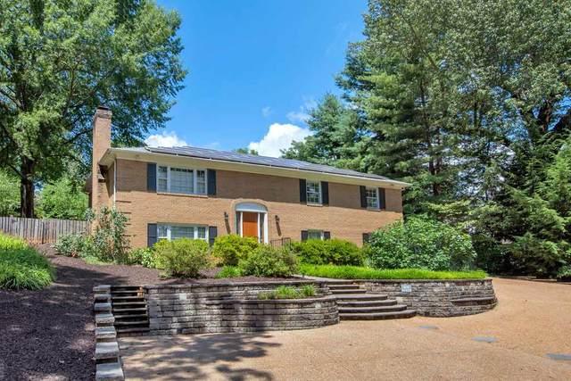 909 Rosser Ln, CHARLOTTESVILLE, VA 22903 (MLS #606841) :: Real Estate III