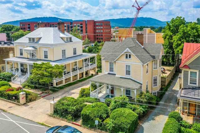 200 & 204 South St W, CHARLOTTESVILLE, VA 22902 (MLS #606863) :: KK Homes