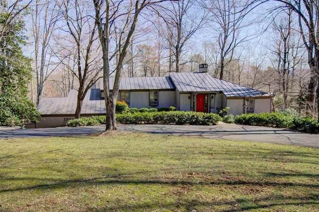 408 Ednam Dr, CHARLOTTESVILLE, VA 22903 (MLS #606879) :: Real Estate III