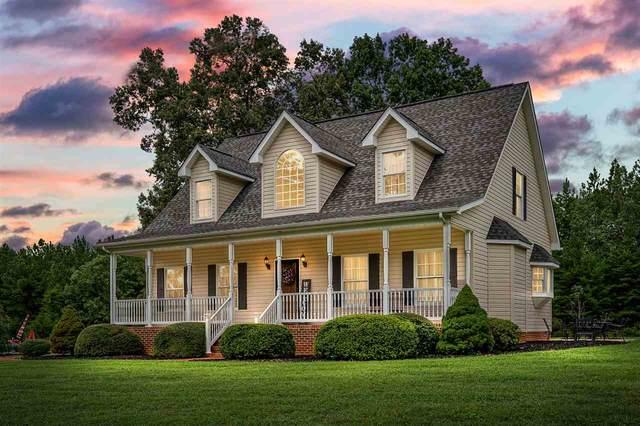 6916 S Spotswood Trl, GORDONSVILLE, VA 22942 (MLS #606893) :: KK Homes