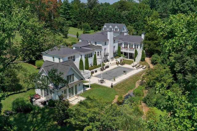 320 Farmington Dr, CHARLOTTESVILLE, VA 22901 (MLS #606911) :: KK Homes