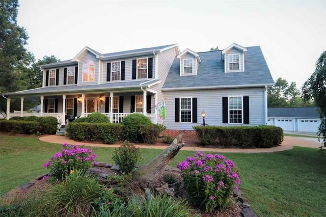31 Beaver Lake Dr, SCOTTSVILLE, VA 24590 (MLS #606937) :: KK Homes